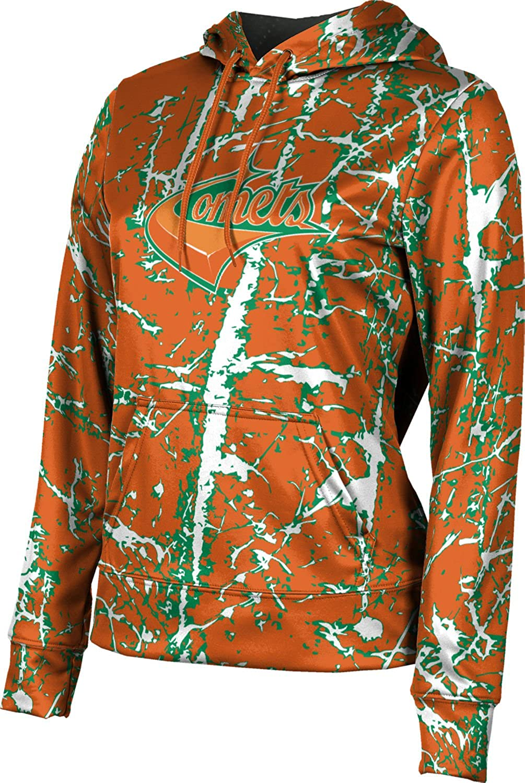 ProSphere The University of Texas at Dallas Girls' Pullover Hoodie, School Spirit Sweatshirt (Distressed)