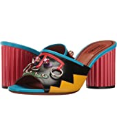 Missoni - Ornament Heeled Slide