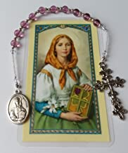 St. Dymphna Rosary - Patron Saint of Those with Alzheimer's Disease, and Mental Illness