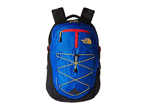 TNF Negro Brillante Cobalto The Borealis North Azul Mochila Face UxvUg08qp