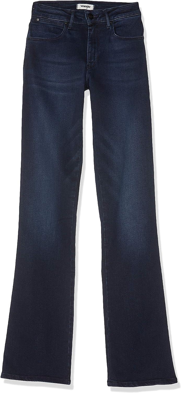 Wrangler Jeans Bootcut Donna