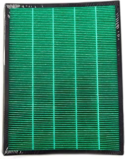 LifeSupplyUSA True HEPA Replacement Filter Compatible with Rabbit Air BioGS 2.0 Model SPA-550A and SPA-625A