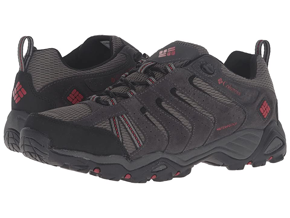 Columbia North Plains II Waterproof (City Grey/Rocket) Men