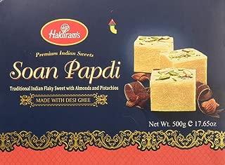 Haldiram's Soan Papadi(17.65oz, 500g)