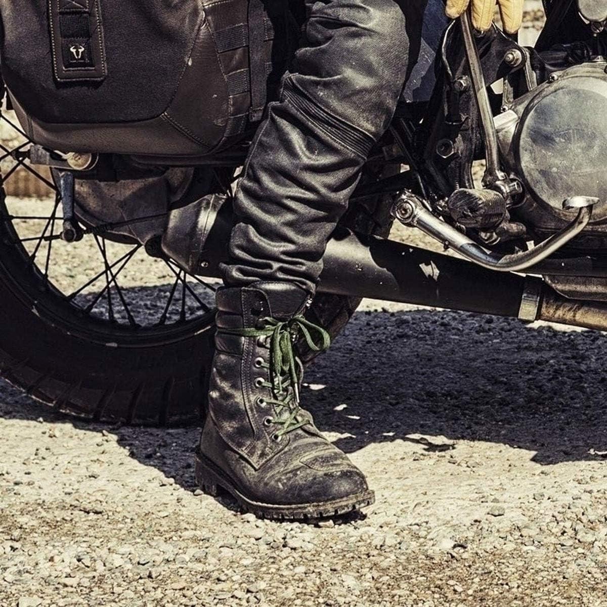 Stylmartin Motorrad Schuhe YuRok Stiefel Black-41