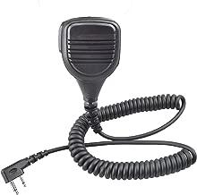 Guanshan Remote Speaker Mic for ICOM IC-F12 F15 IC-F16 IC-F33 IC-V80 V85 IC-F3002 IC-F3001 F3021 IC-F3023 IC-F3031 IC-F4001 IC-F4002 IC-F4021 Radio