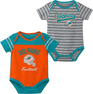 new york 759ba 6ec4e Amazon.com: miami dolphins baby - Outerstuff