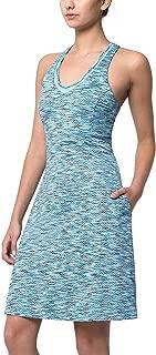Mondetta Performance Gear MPG Ladies' Travel Dress (Teal Combo, X-Small)