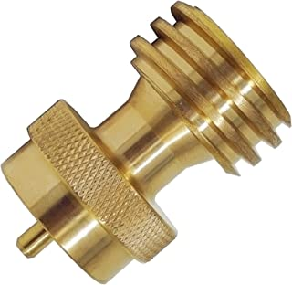 gas bottle valves connection adapter