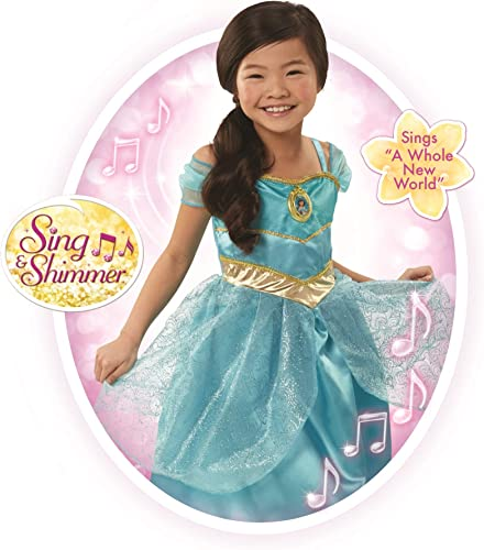Jasmine Sing and Shimmer Musical Dress
