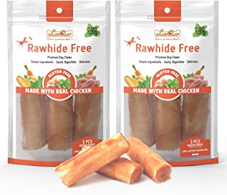 Best healthy hide wholesome dog chews Reviews