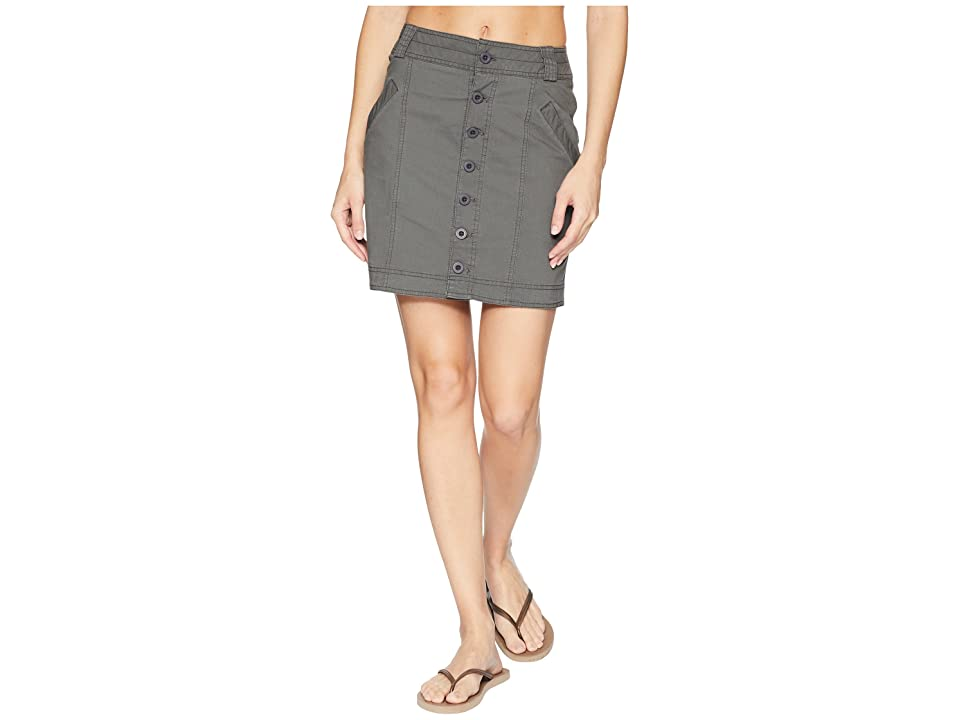 Outdoor Research Wadi Rum Skirt (Charcoal) Women