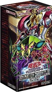 遊戯王OCG デュエルモンスターズ ANIMATION CHRONICLE 2021 BOX CG1736