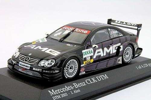 deportes calientes Minichamps 1 43 scale Diecast 400 033310 033310 033310 Mercedes Benz CLK Coupe DTM 2003 Alesi  productos creativos