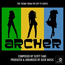 Archer - Main And End Title Theme