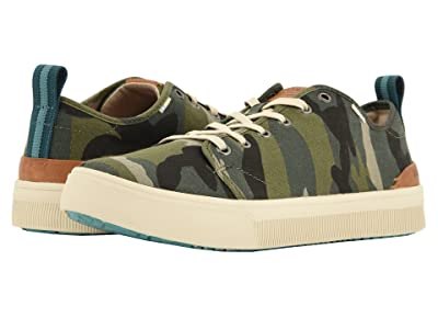 TOMS TRVL LITE Low (Camo Canvas) Men