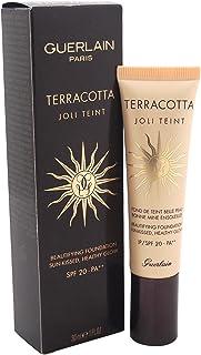 Guerlain Terracotta Joli Teint Foundation - Ebony, 30 Ml, 30ml/1oz