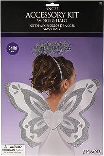 amscan 840022 Angel Accessory Kit White