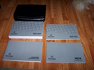 2009 Acura MDX Owners Manual