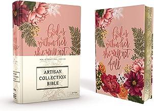 NIV, Artisan Collection Bible, Cloth over Board, Pink Floral, Designed Edges under Gilding, Red Letter, Comfort Print PDF