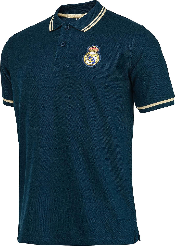 Real Madrid Polo Colección Oficial - Hombre
