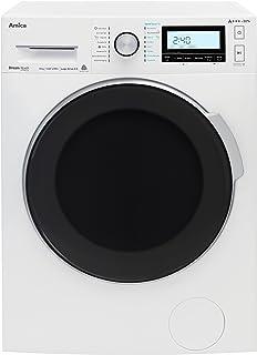 Amica WA 484 111 W autonome Belastung Bevor 8 kg 1400tr/min A    Waschmaschine – Waschmaschinen autonome, bevor Belastung, drehbar, links