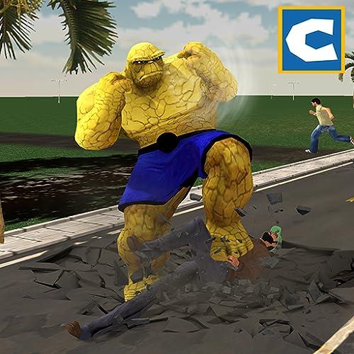 Fantastic Hero City Battle