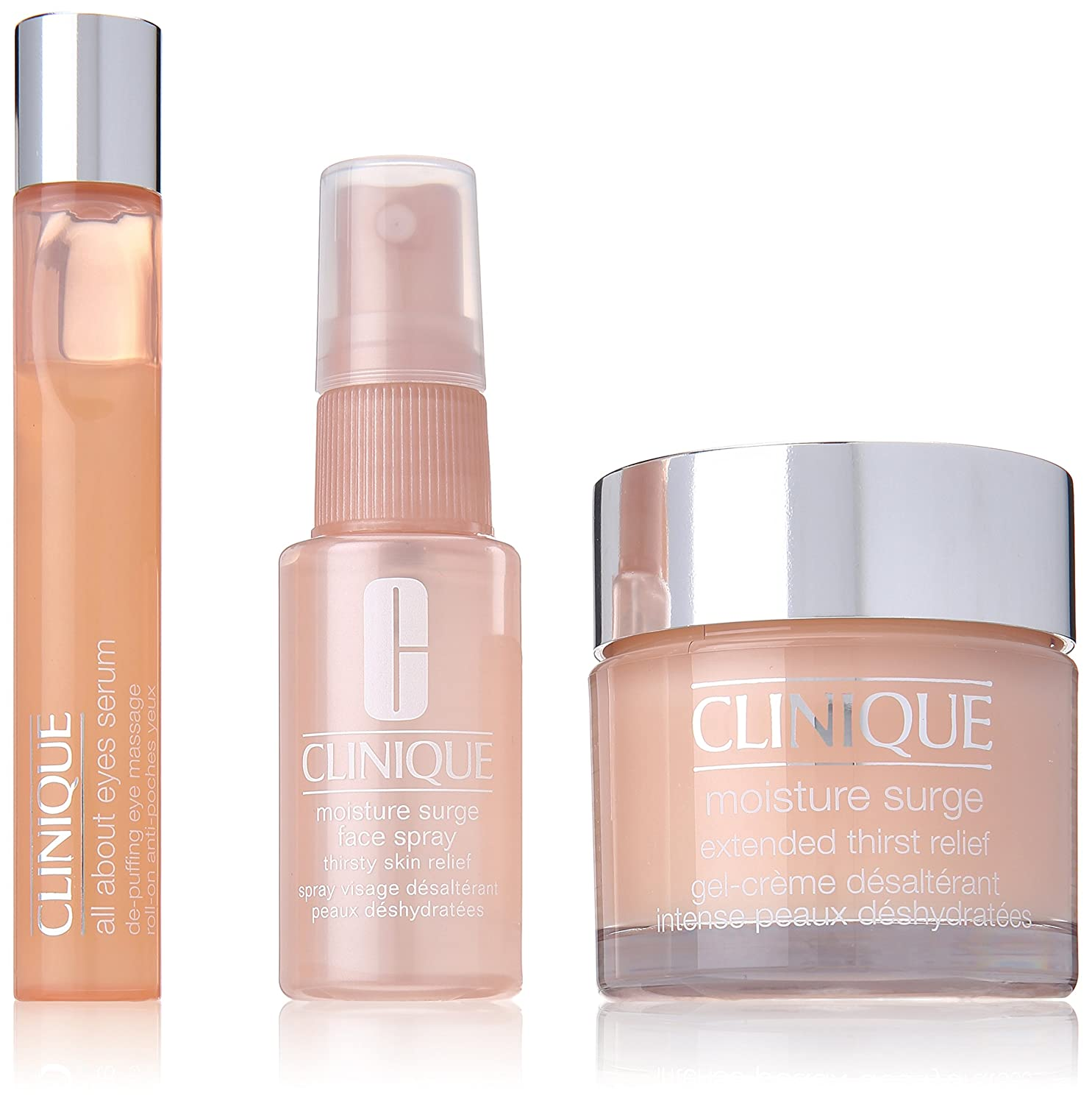 Clinique All Reservation Factory outlet About Moisture Kit Skin Types Oun 1 Unisex for
