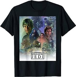Celebration Mural Return of the Jedi Logo T-Shirt