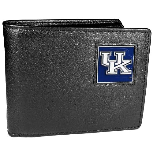NCAA Kentucky Wildcats Zip Organizer Pebble Wallet