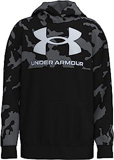 Hoodie Rival Logo Boys Under Armour