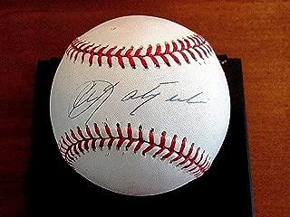 Carl Yastrzemski Signed Ball - Mvp Vintage Hof - Upper Deck Certified - Autographed Baseballs
