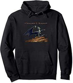 Dragon Of Asgard Pullover Hoodie