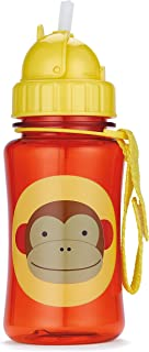 Skip Hop Forget Me Not Kid Straw Bottle, Marshall Monkey
