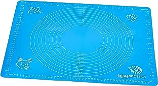 AmazonBasics Silicone Baking and Rolling mat (40 X 50 cm)