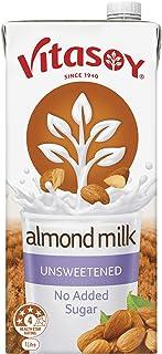 Vitasoy Unsweetened Long Life Almond Milk 1L