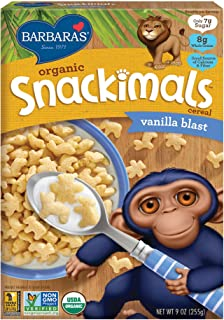 Best barbara's snackimals vanilla Reviews