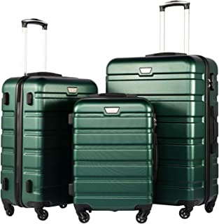 Best 100 polycarbonate luggage Reviews