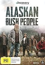 Alaskan Bush People Season 3 Collection 1  Alaskan Bush People - Season Two 16 Episodes  NON-USA FORMAT, PAL, Reg.0 Australia
