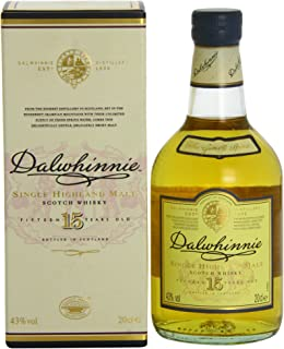 Dalwhinnie 15 Years Old Single Highland Malt 0,2l