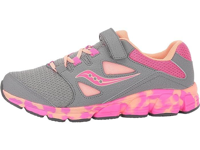 Saucony Kids Kotaro 4 a//C Running Shoe