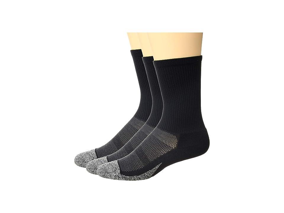 Feetures - Feetures Elite Light Cushion Mini Crew 3-Pair Pack