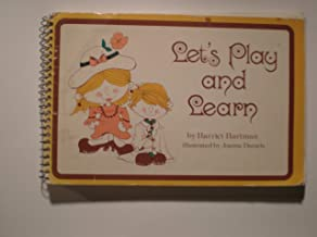 Let's Play and Learn: An Activity Book for Parents and Young Children (Early childhood series)