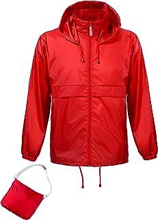 Aiditex Men's Windbreaker Jacket