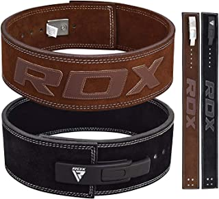 RDX Powerlifting Belt for Weight Lifting - Approved By IPL