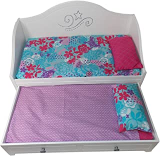 Best american girl doll bed with trundle Reviews