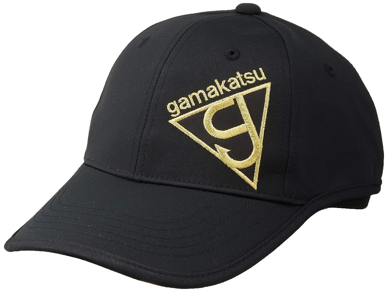 鉱夫中に倍率がまかつ(Gamakatsu) フィッシングキャップ(ラバーアジャスト) GM-9839