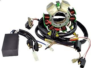 Kit Stator + HP CDI Box For Polaris Magnum 425 Sportsman 335 400 500 Worker 335 Xplorer 500 Ranger 425 500 1995-2004