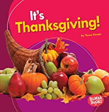 It's Thanksgiving! (Bumba Books ® ― It's a Holiday!)