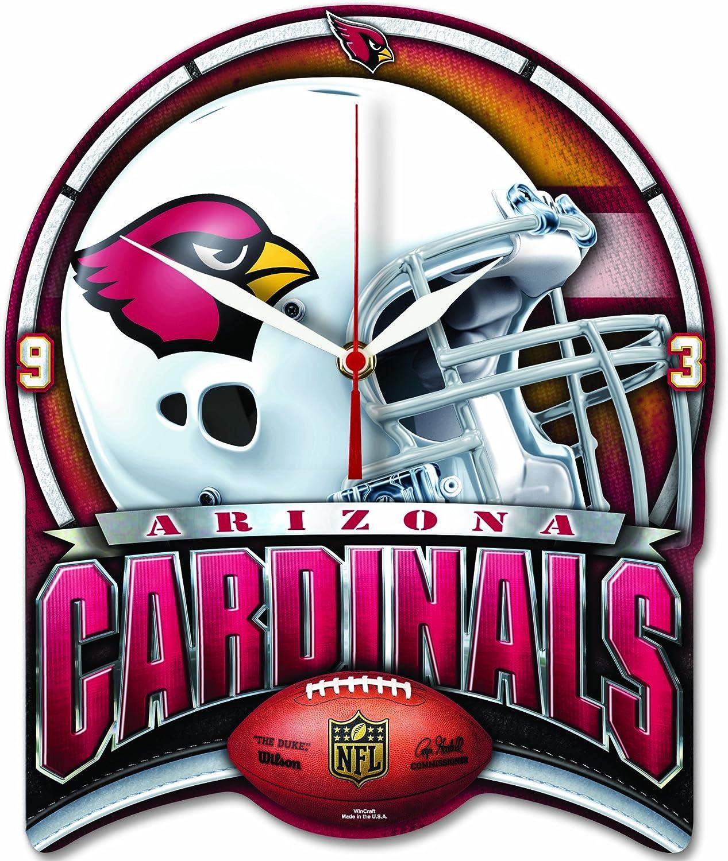 NFL Arizona Cardinals Definition Clock High Max 51% OFF online shopping